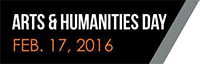Arts & Humanities Day