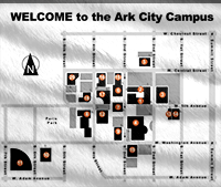 AC Campus Map