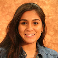Cabrera adds Student of the Month to list of honors