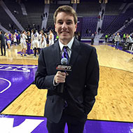 Cowley alumnus recognized by Kansas Association of Broadcasters