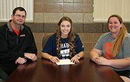 Powell signs with NCAA Division II powerhouse Washburn University