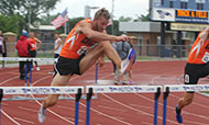 Tiger track and field squads place among top-25 teams at nationals