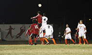 Men's soccer moves into sole possession of second place