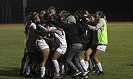 Lady Tiger soccer wins final home game of the season