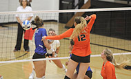 Volleyball extends winning streak to seven in a row with wins over McCook and Bethany JV