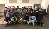 Mens' soccer team heading back to nationals