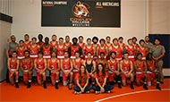 Tiger wrestling team places eighth at Kansas Cup