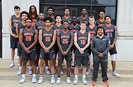 Cowley College mens basketball team