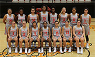 Cowley College women's basketball team